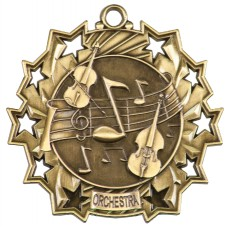TS509  Medal- Orchestra